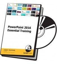 دانلود آموزش Lynda PowerPoint 2016 Essential Training