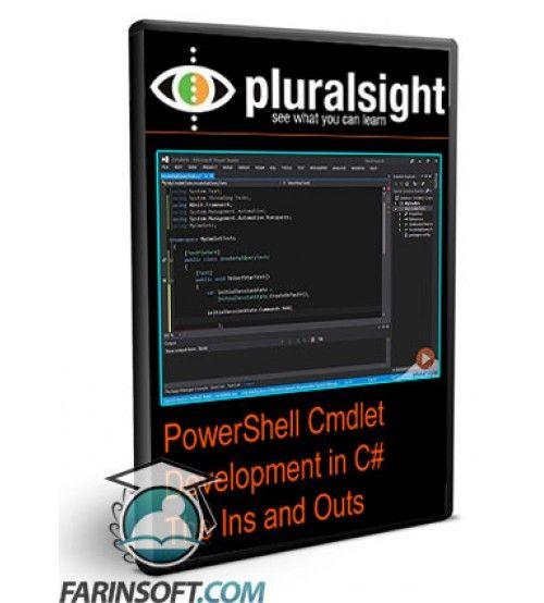 آموزش PluralSight PowerShell Cmdlet Development in C# – The Ins and Outs