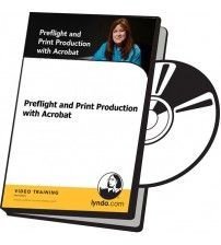 دانلود آموزش Lynda Preflight and Print Production with Acrobat
