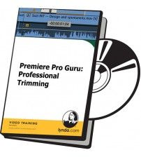 دانلود آموزش Lynda Premiere Pro Guru – Professional Trimming