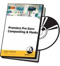 دانلود آموزش Lynda Premiere Pro Guru Compositing and Masks