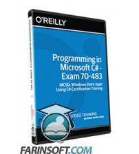 دانلود آموزش Programming in Microsoft C# – Exam 70-483