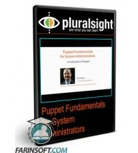 آموزش PluralSight Puppet Fundamentals for System Administrators