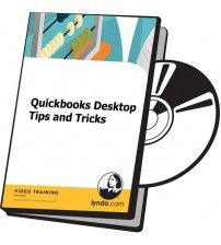 آموزش Lynda Quickbooks Desktop Tips and Tricks