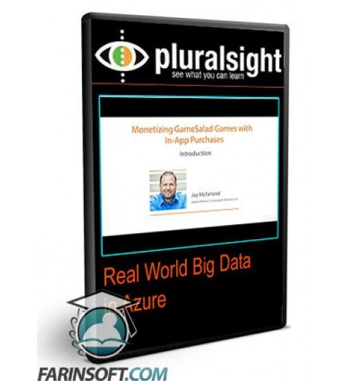 آموزش PluralSight Real World Big Data in Azure