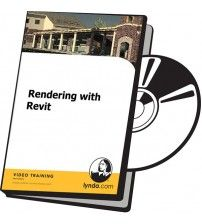 دانلود آموزش Lynda Rendering with Revit