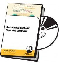 دانلود آموزش Lynda Responsive CSS with Sass and Compass