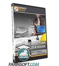 دانلود آموزش Revit Architecture – Building A House Training Video