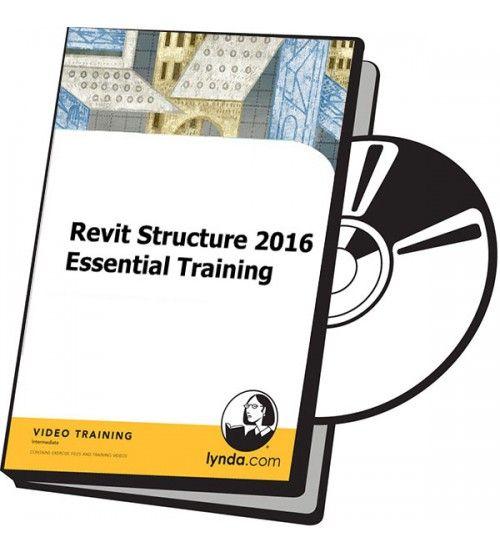 آموزش Lynda Revit Structure 2016 Essential Training
