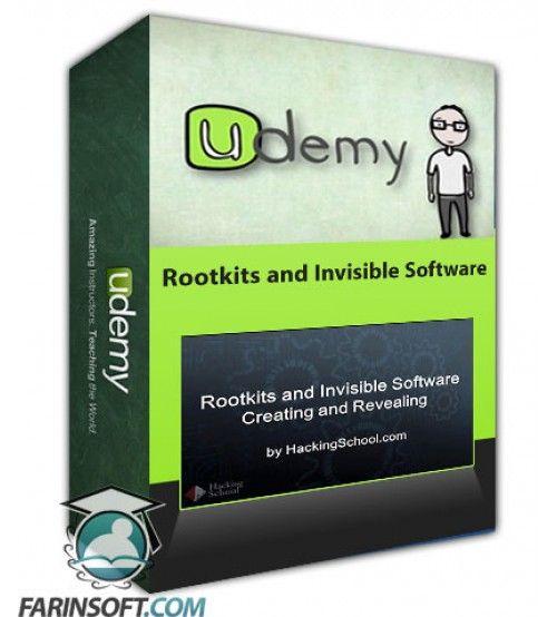 آموزش Udemy Rootkits and Invisible Software
