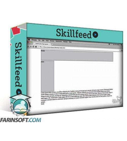 آموزش SkillFeed CSS Floating Layouts