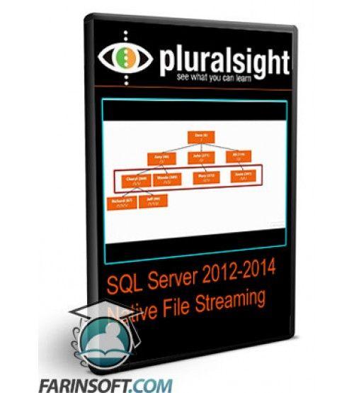 آموزش PluralSight SQL Server 2012-2014 Native File Streaming