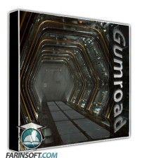 آموزش Gumroad Sci-Fi Corridor Model and Render