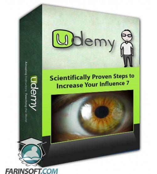 آموزش Udemy Scientifically Proven Steps to Increase Your Influence 7