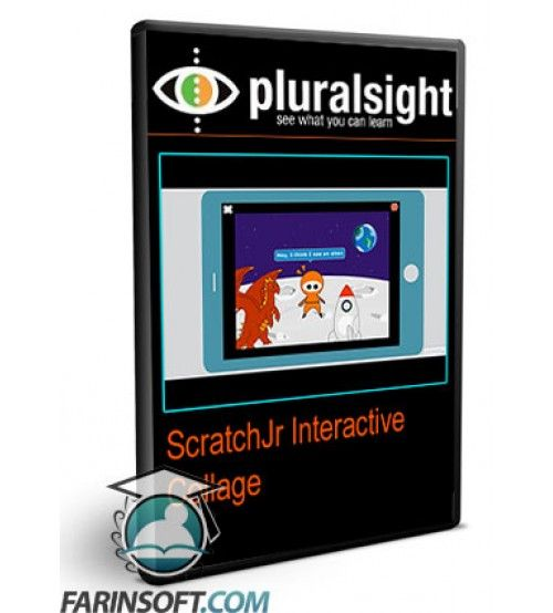 آموزش PluralSight ScratchJr Interactive Collage