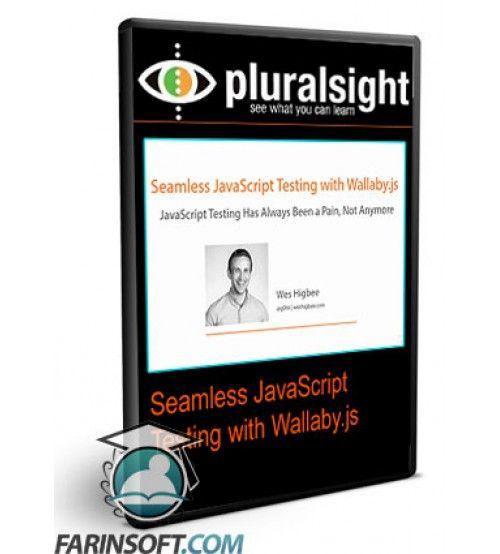 آموزش PluralSight Seamless JavaScript Testing with Wallaby.js