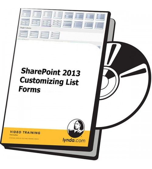 آموزش Lynda SharePoint 2013 Customizing List Forms