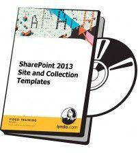 دانلود آموزش Lynda SharePoint 2013 Site and Collection Templates