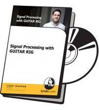 دانلود آموزش Lynda Signal Processing with GUITAR RIG