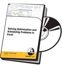 دانلود آموزش Lynda Solving Optimization and Scheduling Problems in Excel