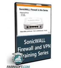 دانلود آموزش RouteHub SonicWALL Firewall and VPN Training Series