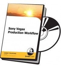 دانلود آموزش Lynda Sony Vegas Production Workflow