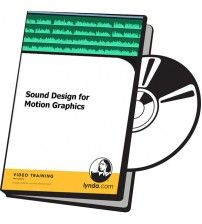 آموزش Lynda Sound Design for Motion Graphics