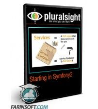 دانلود آموزش PluralSight Starting in Symfony2