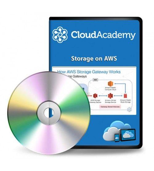 آموزش Cloud Academy Storage on AWS