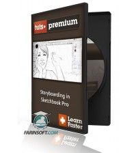 آموزش Tuts+ Storyboarding in Sketchbook Pro