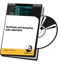 دانلود آموزش Lynda Synthesis and Sampling with ABSYNTH