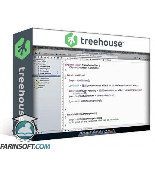 آموزش TeamTreeHouse iOS 7 SDK Highlights and Features