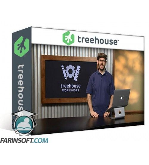 آموزش TeamTreeHouse Programming Step-by-Step Object-Oriented JavaScript