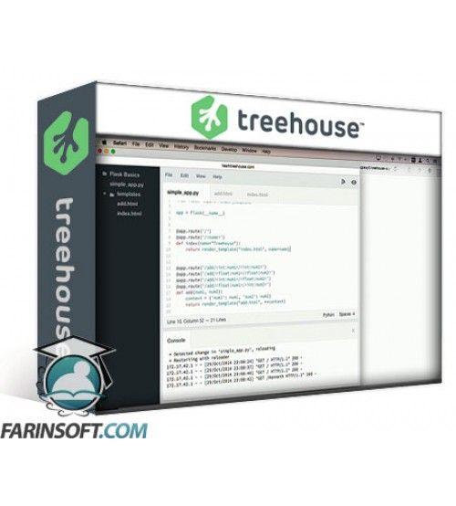 آموزش TeamTreeHouse Flask Basics