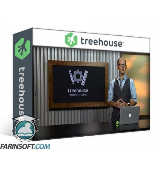 آموزش TeamTreeHouse Using Parse.com as the Backend for an Android App