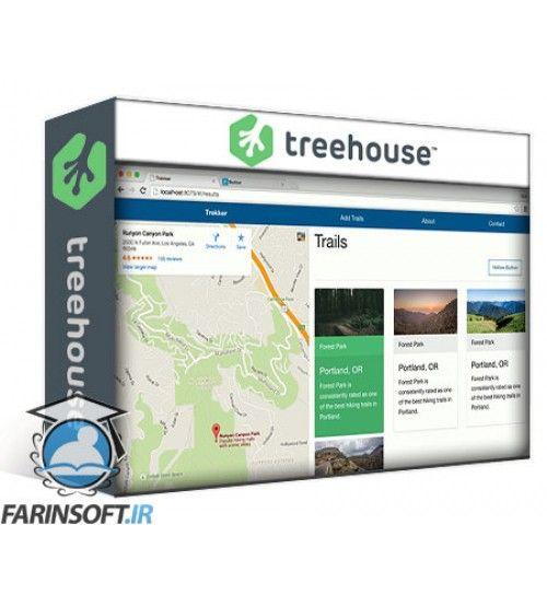 آموزش TeamTreeHouse Prototyping with Foundation for Apps