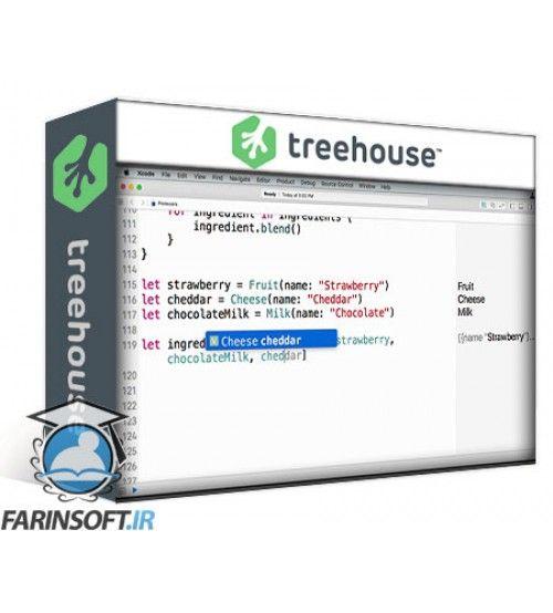 آموزش TeamTreeHouse Swift 2.0 Protocols