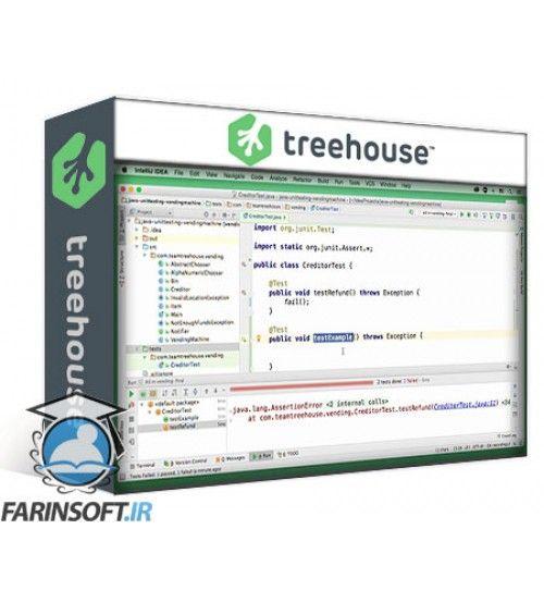 آموزش TeamTreeHouse Unit Testing in Java