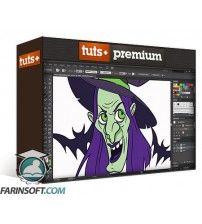 آموزش Tuts+ Digital Inking in Adobe Illustrator