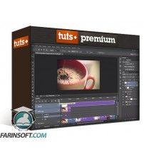 دانلود آموزش Tuts+ Video Editing in Adobe Photoshop