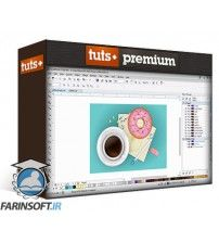 دانلود آموزش Tuts+ Advanced Techniques in CorelDRAW