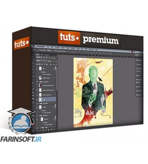 آموزش Tuts+ Creating Conceptual Illustrations