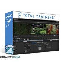 آموزش TotalTraining Adobe SpeedGrade CC