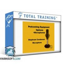 آموزش TotalTraining Introduction to Podcasting