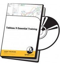 آموزش Lynda Tableau 9 Essential Training