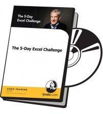 دانلود آموزش Lynda The 5-Day Excel Challenge
