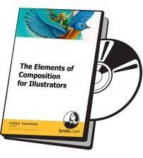 دانلود آموزش Lynda The Elements of Composition for Illustrators
