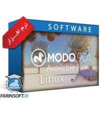نرم افزار Modo - نسخه لینوکس
