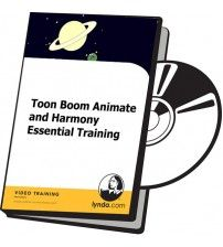 دانلود آموزش Lynda Toon Boom Animate and Harmony Essential Training