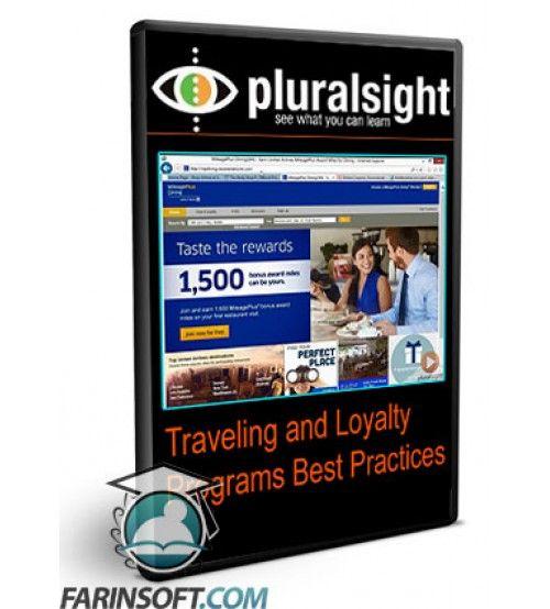 آموزش PluralSight Traveling and Loyalty Programs Best Practices